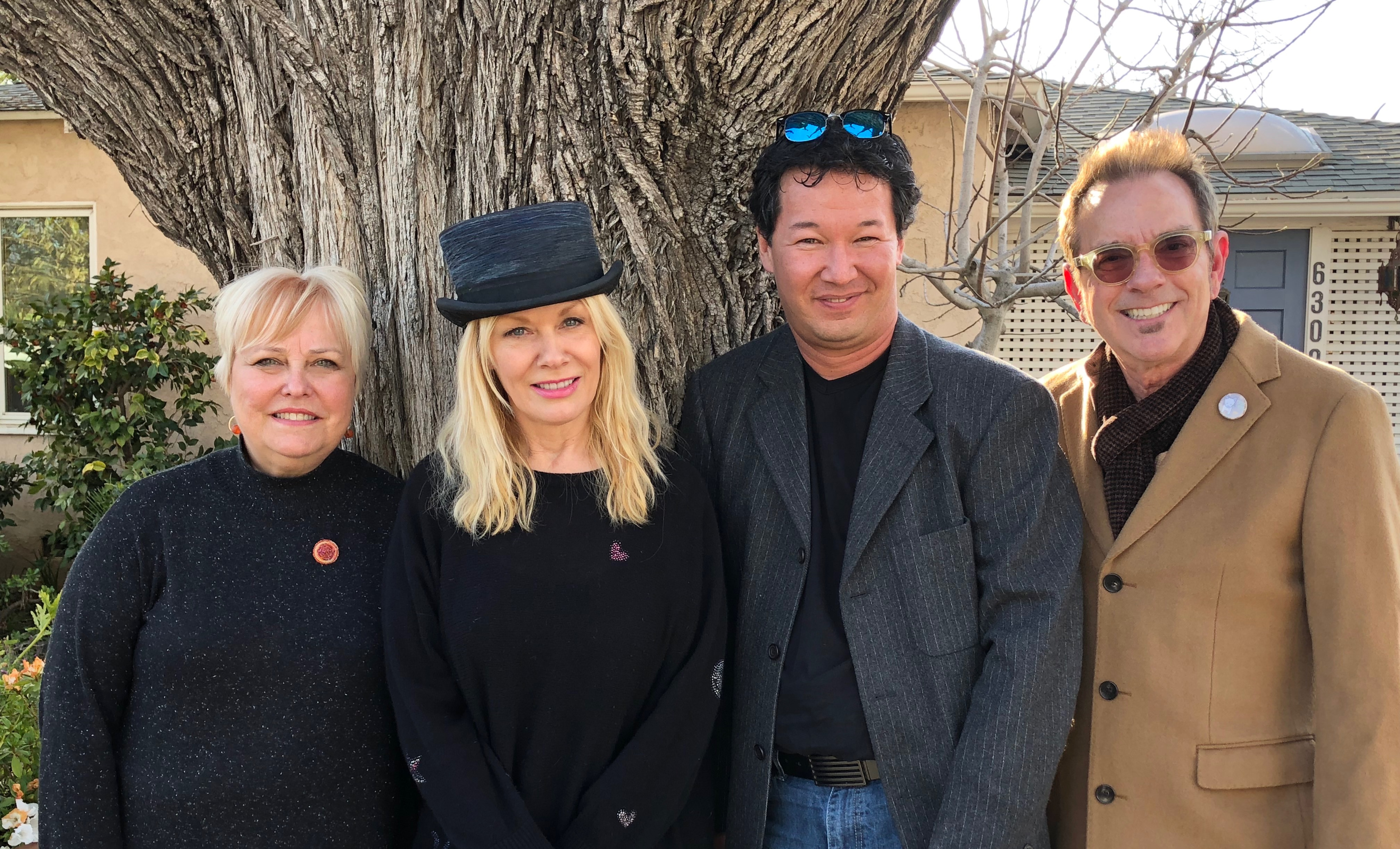 Nancy Wilson, Lindsay, Dan & Chip | Storyophonic